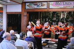 大正琴ミニコンサート4